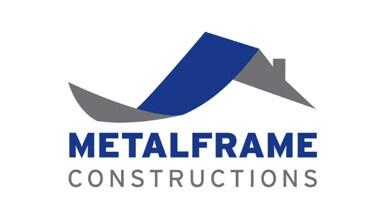 M.T Metal Frame Houses Logo