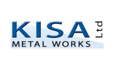 KISA Metal Works Logo