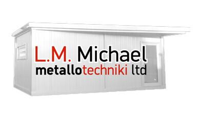 L.M Michael Metallotechniki Logo