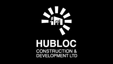Hubloc Construction Logo
