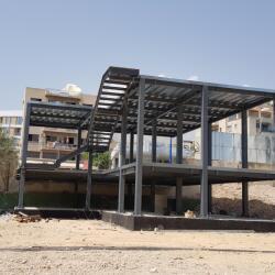 Steel Frame Office Limassol