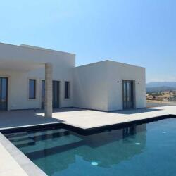 Residential Project In Evrychou Three Bedroom Villa