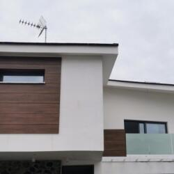 Timber Frame House In Larnaca