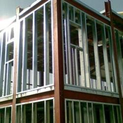 Steel Frame Constructions