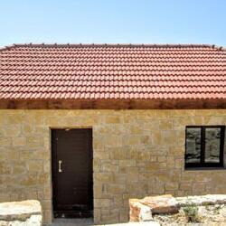 Prefabricate Metal Stone House