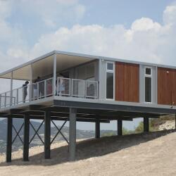 Karix Steel Frame Prefabricated House