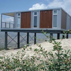 Karix Steel Frame Prefabricated Houses