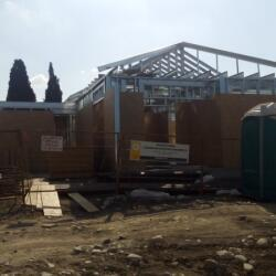 Construction Of A Private Residence In Erimi