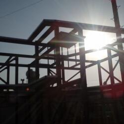 Steel Frame House In Latsia