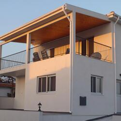 Two Story Steel Frame Packaged House In Moni
